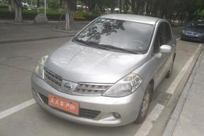 日产-颐达 2008款 1.6L 自动时尚型