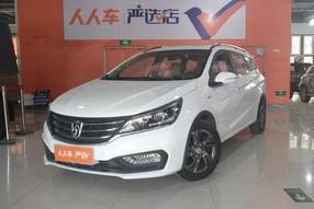 宝骏-宝骏310W 2017款 1.5L 手动豪华型