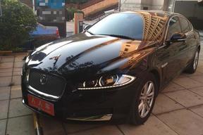 捷豹-捷豹XF 2013款 XF 2.0T 风华版