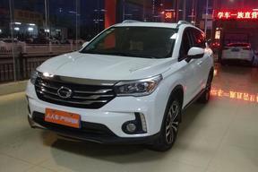 广汽传祺-传祺GS4 2016款 235T G-DCT豪华版