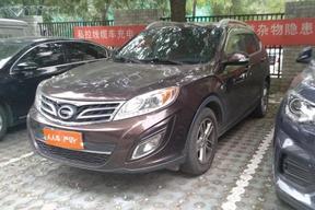 广汽传祺-传祺GS5 2013款 1.8T 自动四驱五周年纪念版