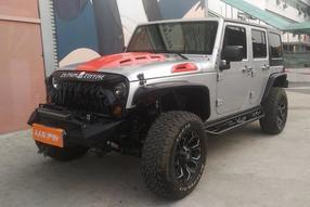 Jeep-牧马人 2011款 3.8L Rubicon 四门版