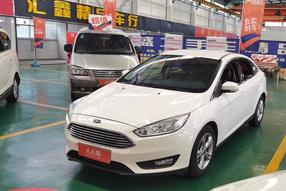 福特-福克斯 2017款 三厢 1.6L 自动舒适型智行版