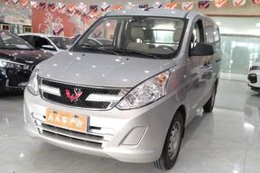 五菱汽车-五菱荣光V 2019款 1.5L厢式运输车实用型(封闭货车)