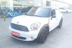 MINI-MINI COUNTRYMAN 2013款 1.6T COOPER ALL4 Fun