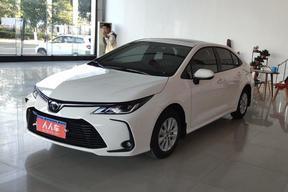 丰田-卡罗拉 2019款 1.2T S-CVT GL-i精英版