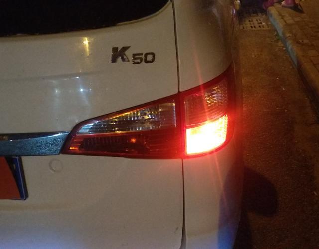开瑞K50 2018款 1.5L 手动 舒适型 (国Ⅴ)