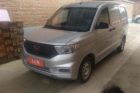 五菱汽车-五菱宏光V 2019款 1.5L基本型封窗车 LAR(封闭货车)