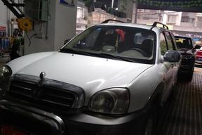 华泰-圣达菲经典 2008款 1.8T 汽油手动两驱豪华型