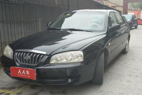 现代-伊兰特 2005款 1.6L 手动标准型