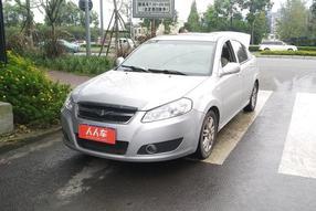 瑞麒-瑞麒G3 2012款 1.6L CVT豪华型