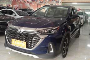BEIJING汽车-智行 2018款 1.5T CVT新智版