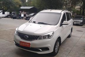 开瑞-开瑞K50 2018款 改款 1.5L 厢式货车版
