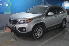 起亚-索兰托 2012款 2.4L 汽油至尊版
