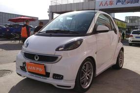 smart-smart fortwo 2012款 1.0T 博速Xclusive版