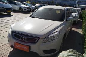 BEIJING汽车-绅宝D50 2015款 1.5L CVT标准超值导航版