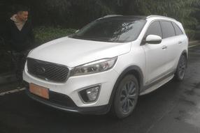 起亚-索兰托 2015款 索兰托L 2.2T 柴油4WD精英版 5座