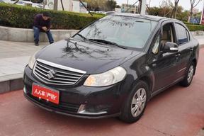 铃木-天语 尚悦 2011款 1.6L 自动舒适型