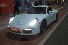 保时捷-保时捷911 2013款 Carrera 4 3.4L