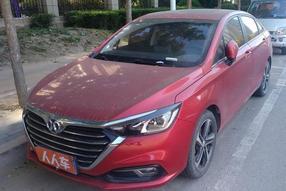 BEIJING汽车-绅宝D50 2018款 1.5L CVT尊贵智联版