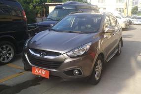 现代-北京现代ix35 2010款 2.4L 自动两驱尊贵版GLS