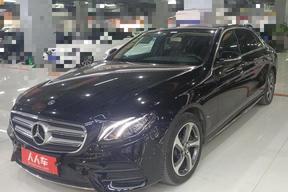 奔驰-奔驰E级 2018款 E 200 L 运动型 4MATIC