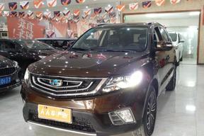 吉利汽车-远景X6 2016款 1.3T CVT旗舰型