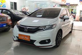本田-飞度 2018款 1.5L CVT潮跑+版