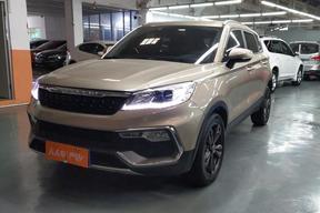 猎豹汽车-猎豹CS9 2017款 1.5L CVT风尚型