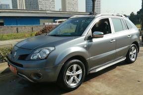 雷诺-科雷傲(进口) 2010款 2.5L 两驱舒适型
