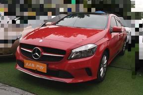 奔驰-奔驰A级(进口) 2016款 A 180
