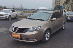 吉利汽车-经典帝豪 2012款 三厢 1.5L 手动舒适型
