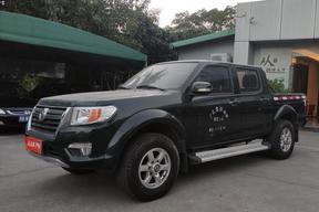东风-锐骐 2018款 2.5T柴油两驱标准型ZD25T5