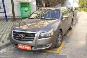 吉利汽车-吉利EC8 2011款 2.4L 自动尊贵版