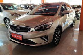 吉利汽车-帝豪GS 2019款 1.4T CVT雅