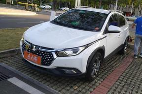 纳智捷-U5 SUV 2017款 1.6L 手动名士版