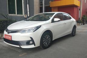 丰田-卡罗拉 2017款 改款 1.2T S-CVT GL