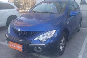 双龙-爱腾 2011款 2.0T 四驱豪华柴油版