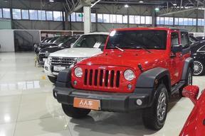 Jeep-牧马人 2017款 3.6L Rubicon 两门舒享版