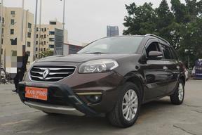 雷诺-科雷傲(进口) 2012款 2.5L 四驱舒适导航版