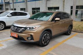 广汽传祺-传祺GS4 2015款 200T 手动精英版