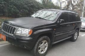 Jeep-大切诺基 2004款 4700 豪华型