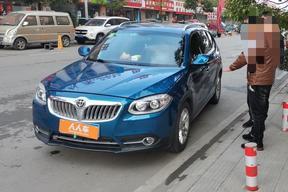 中华-中华V5 2012款 1.6L 手动豪华型