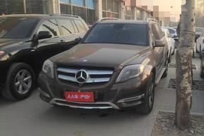 奔驰-奔驰GLK级 2013款 改款 GLK 300 4MATIC 豪华型