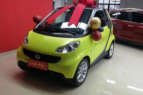 smart-smart fortwo 2013款 1.0 MHD 硬顶巧克力特别版
