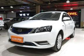 吉利汽车-帝豪新能源 2016款 EV 精英型