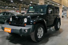 Jeep-牧马人 2010款 3.8L Sahara 两门版