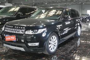 路虎-揽胜运动版 2014款 3.0 SC V6 HSE