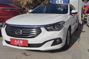 广汽传祺-传祺GA6 2016款 235T DCT精英版