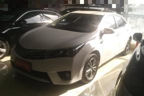 丰田-卡罗拉 2017款 改款 1.6L S-CVT GL